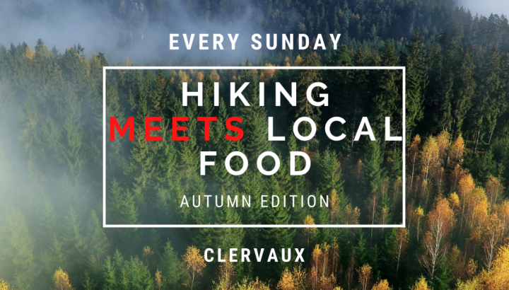 Hiking meets local food - Autumn Edition - IMG 1
